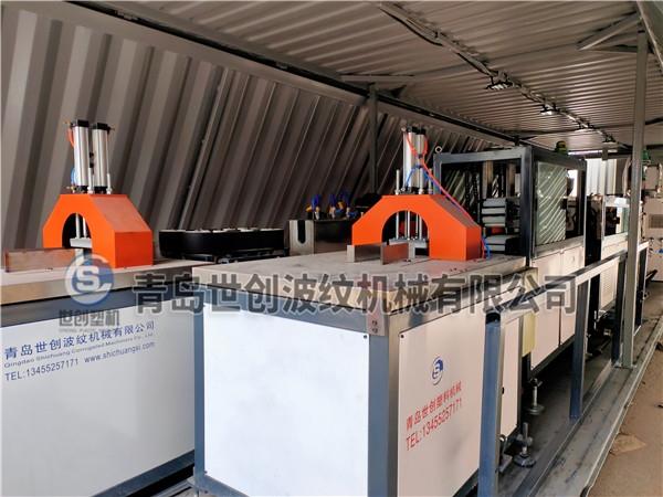 预应力波纹管生产设备