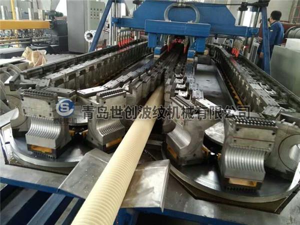 双壁波纹管设备双壁波纹管生产线