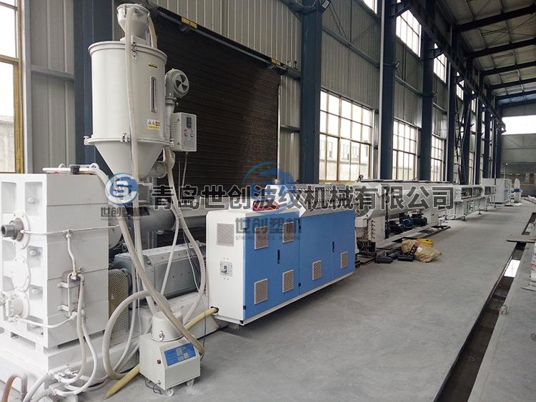塑料PPR管材设备
