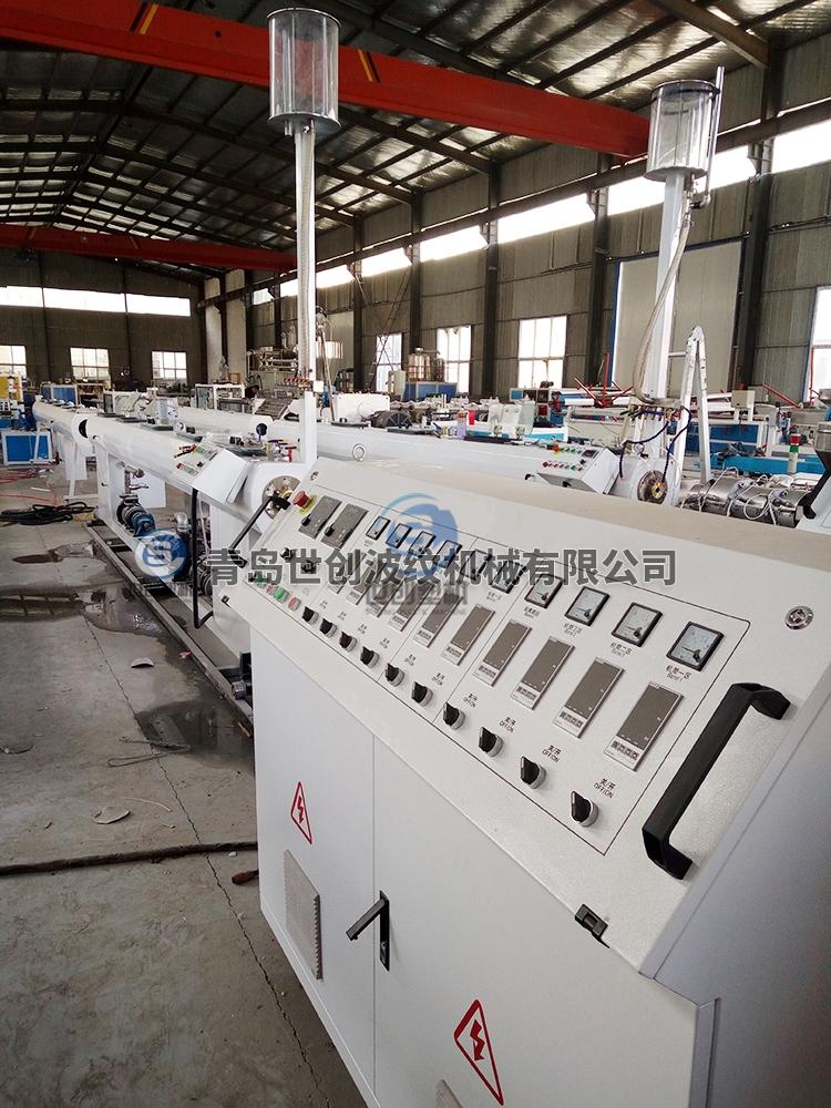 濮阳PE管材生产设备