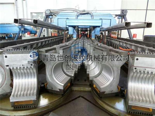 双壁波纹管生产线设备