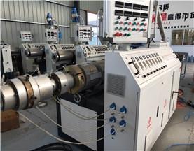 65双螺杆预应力管材生产线