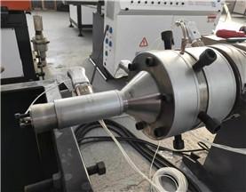 模块预应力管材生产线